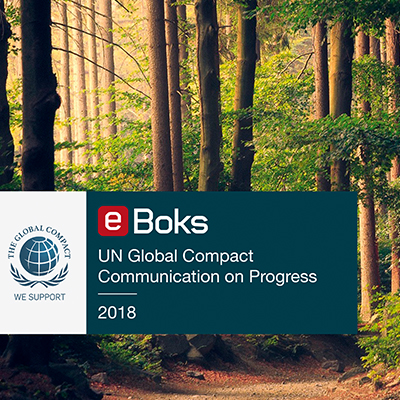FAQ: Tre hurtige om e-Boks og FN's Global Compact